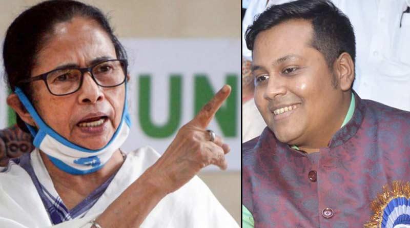 Bengal CM Mamata Banerjee lashes out at fraud Debanjan Deb over fake vaccine row ।Sangbad Pratidin