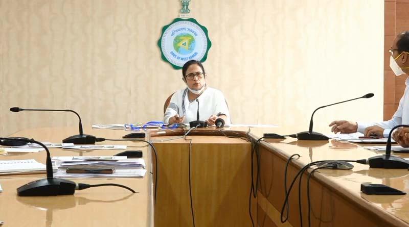 CM Mamata Banerjee hints BJP's hand in Kolkata fake vaccine incident | Sangbad Pratidin