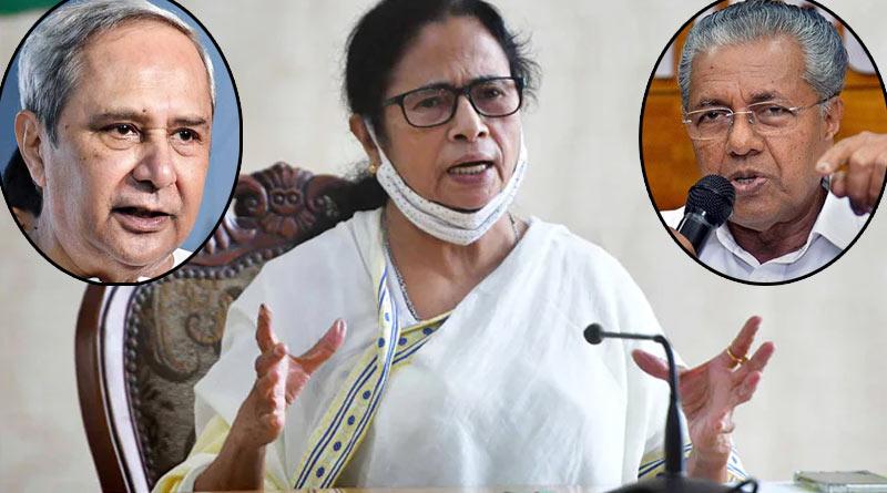 Naveen Patnaik, P Vijayan supports Mamata Banerjee on vaccine issue and raise voice against centre | Sangbad Pratidin