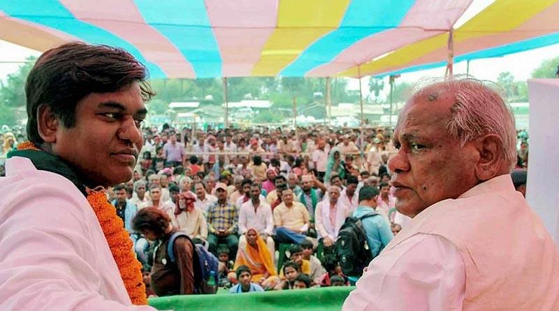 Jitan Ram Manjhi of HAM and Mukesh Sahani of VIP seems to be unsettled in NDA | Sangbad Pratidin