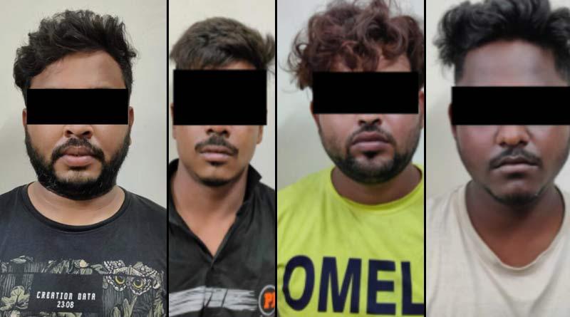 4 youth arrested for cheating in the name of job in Kolkata metro railways | Sangbad Pratidin