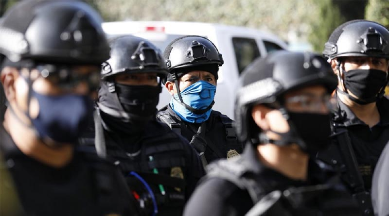 Violence leaves 18 dead in Mexico border city । Sangbad Pratidin