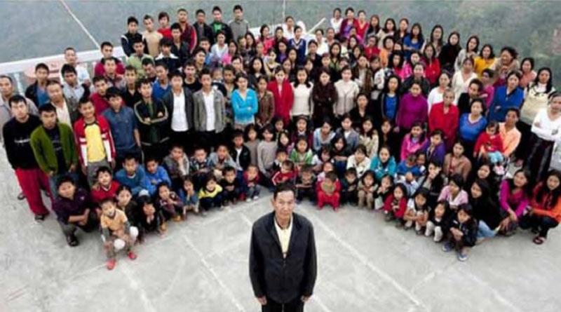 Mizoram's Ziona Chana, believed to be head of world's largest family passes away | Sangbad Pratidin