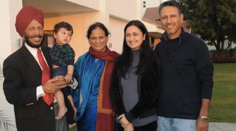 Legendary Sprinter Milkha Singh's Wife Nirmal Dies Due To COVID Complications | Sangbad Pratidin