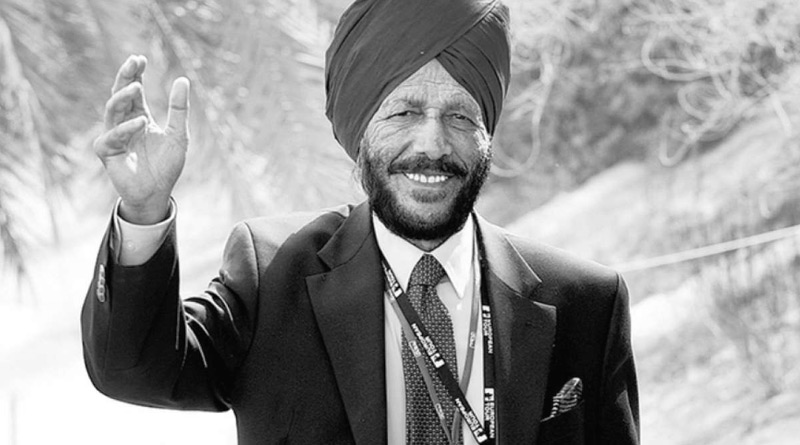 Last rites of former Indian sprinter Milkha Singh performed with state honours | Sangbad Pratidin