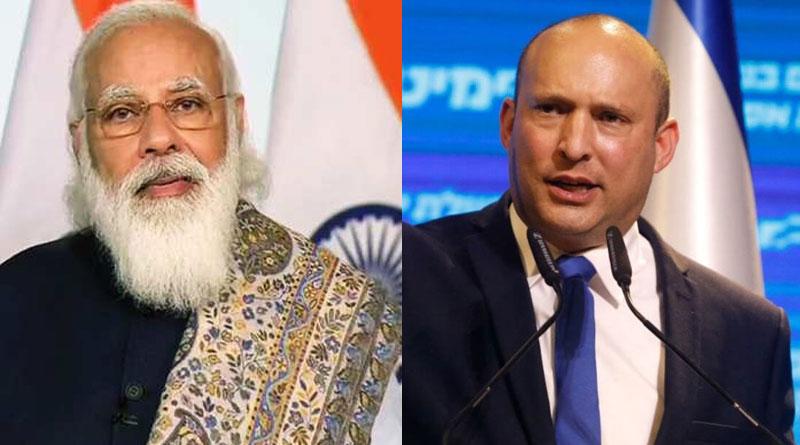 Israeli PM Naftali Bennett: Looking forward to working with PM Modi | Sangbad Pratidin