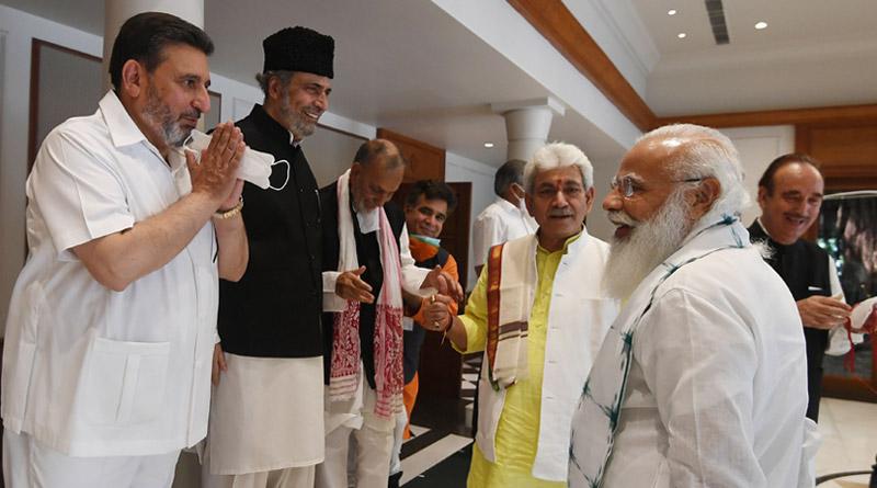 PM Modi's Kashmir meet a masterstroke | Sangbad Pratidin