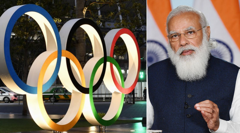 PM Modi reviews India's preparedness for Tokyo Olympics, to virtually connect with athletes | Sangbad Pratidin