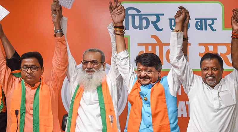 BJP leader Monirul Islam and Gadadhar Hazra wants to returns TMC ।Sangbad Pratidin