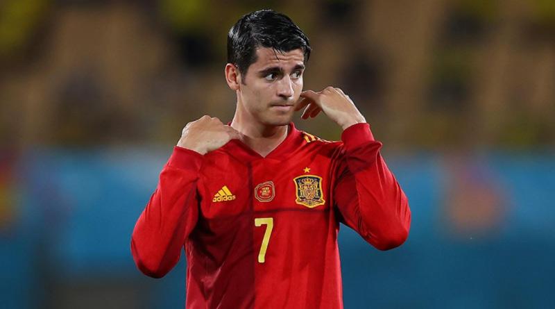 Euro 2020: Spain striker Alvaro Morata reveals family threatened at Euros | Sangbad Pratidin