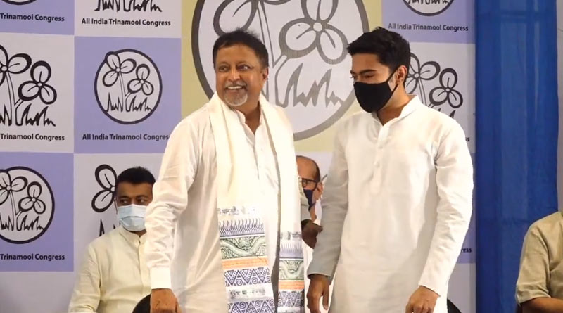 Mukul Roy elected PAC chairman in West Bengal Assembly | Sangbad Pratidin