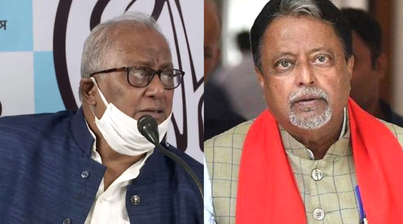 Trinamool Congress MP Saugata Roy dropped a very clear hint about Mukul Roy returning to the party