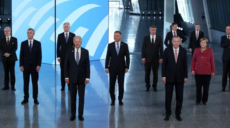 NATO Adopts Tough Line On China At G7 summit | Sangbad Pratidin