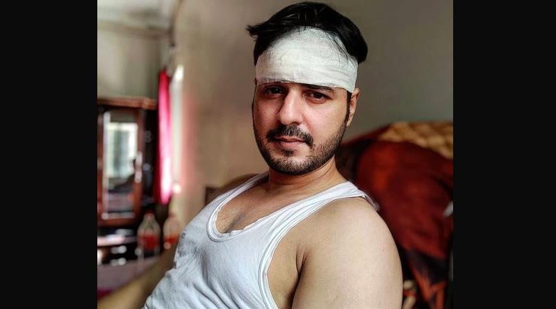 Bengali actor Neil Chatterjee injured | Sangbad Pratdin