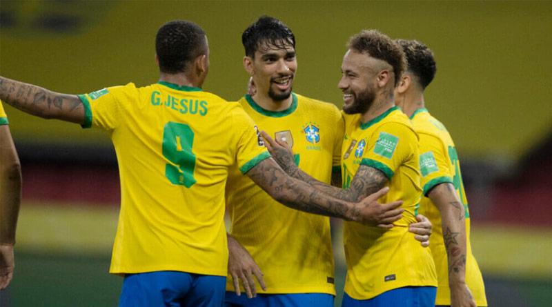 Copa America 2021: Neymar shines as Brazil outplay Venezuela 3-0 in opener | Sangbad Pratidin