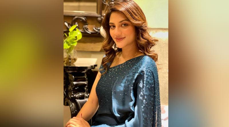 Buzz over actress Nusrat Jahan's insta story ।Sangbad Pratidin