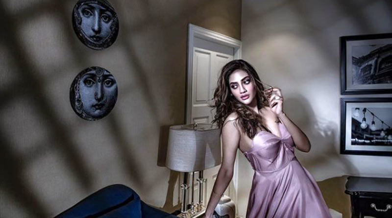 Here are some interesting facts of actress turns MP Nusrat Jahan's life ।Sangbad Pratidin