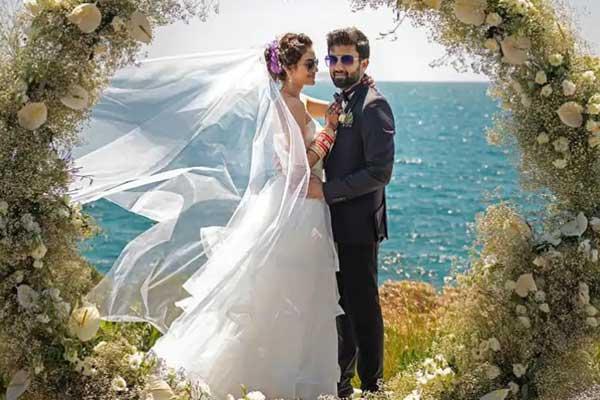 Nusrat Nikhil Wedding
