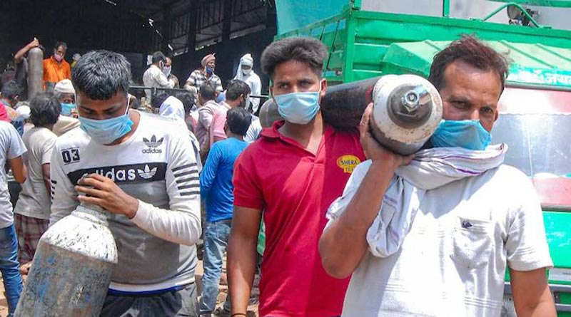 Delhi govt sought 4 times more oxygen than it needed during 2nd wave, says SC audit panel | Sangbad Pratidin