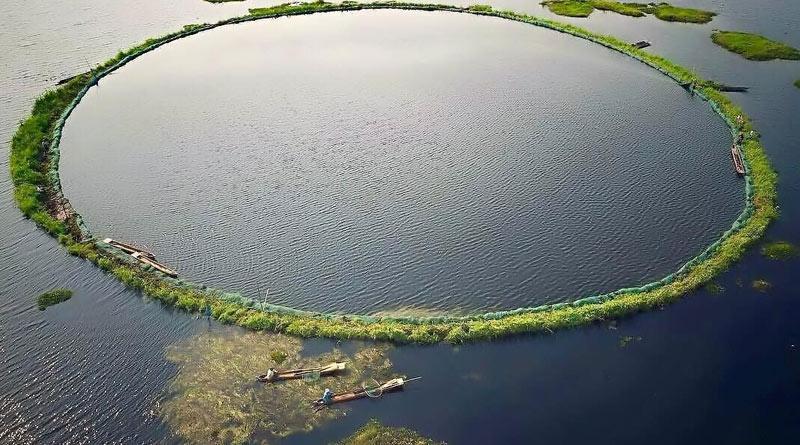 Loktak Lake Phumdis