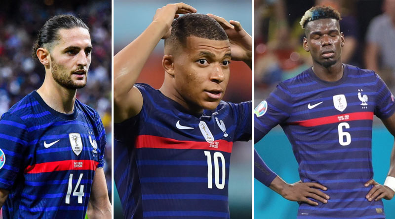 Rabiot's Mother Clashes With Paul Pogba and Kylian Mbappe's Parents After France's Euro 2020 Exit | Sangbad Pratidin