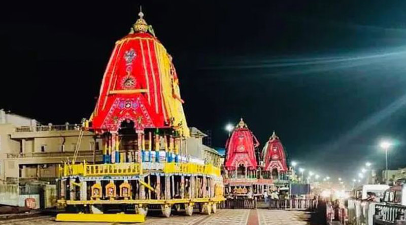 Rath Yatra to be held in Puri as per SC's guidelines, Odisha government announces | Sangbad Pratidin