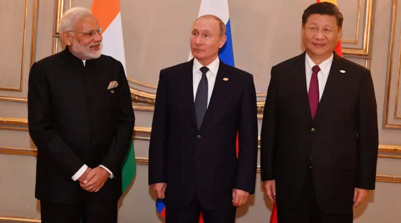 Russian President reacts on India China border tension । Sangbad Pratidin