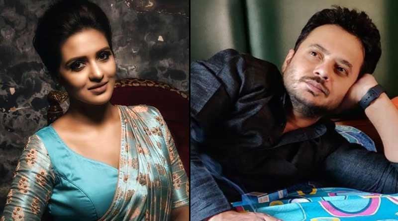 Row over Actor Rahul Arunodoy Banerjee and Priyanka Sarkar's instagram post ।Sangbad Pratidin