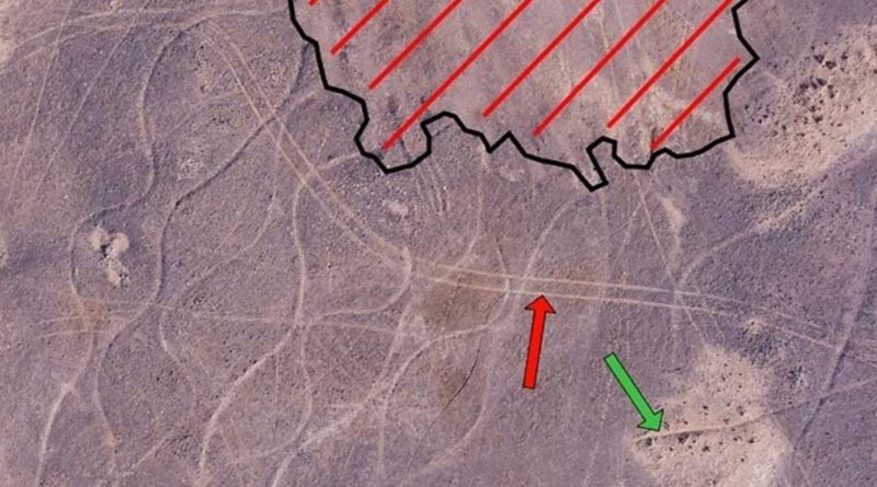 Enigmatic designs found in Thar desert, researchers discover largest handmade drawing | Sangbad Pratidin