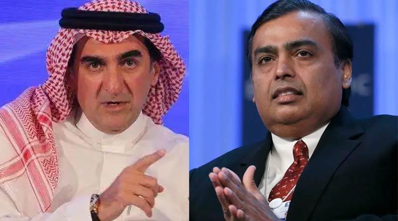 Saudi Aramco chairman Yasir Al-Rumayyan to join Reliance board | Sangbad Pratidin