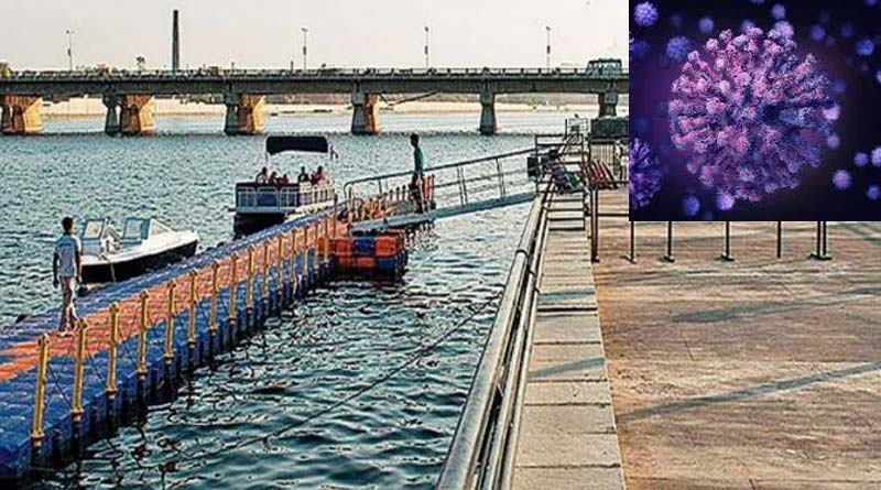 COVID-19 traces found in water samples from Sabarmati river, two lakes in Ahmedabad | Sangbad Pratidin