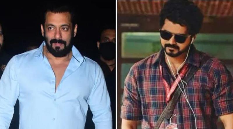 Salman Khan to star in Hindi remake of Thalapathy Vijay's Master | Sangbad Pratidin