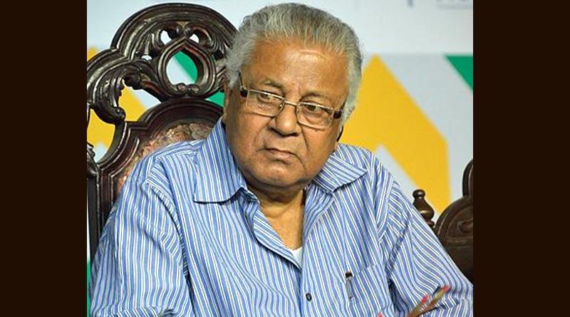 Samaresh Majumdar admitted to ICU for Respiratory tract infections | Sangbad Pratidin