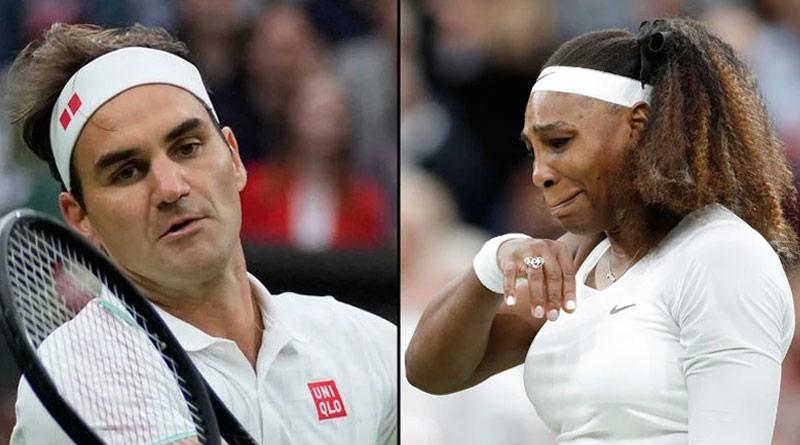 Wimbledon 2021: Serena Williams retires injured from first round | Sangbad Pratidin