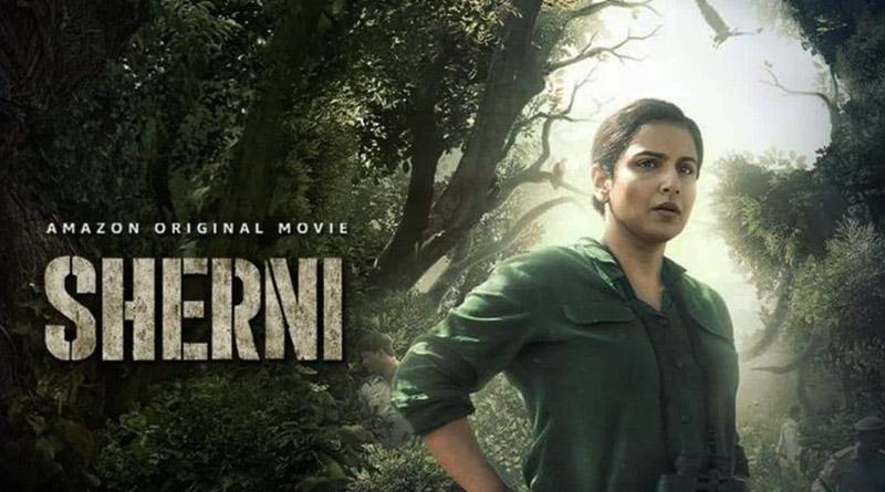 Here is the review of Vidhya Balan starrer Sherni movie | Sangbad Pratidin