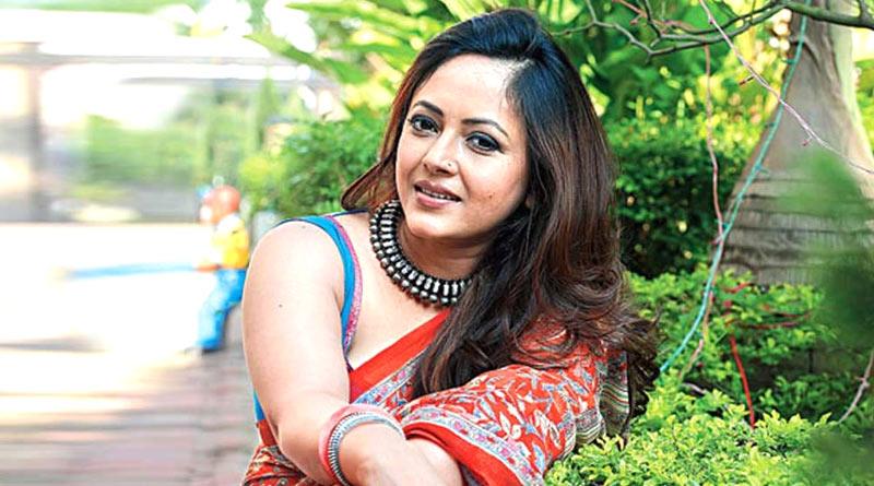 Sreelekha Mitra shares poster of New movie called Nirbhaya | Sangbad Pratidin