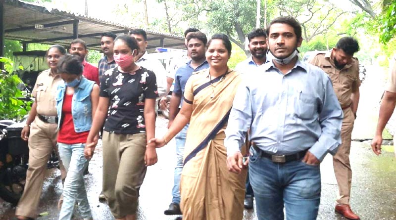 Savdhaan India famed TV Actresses arrested in a robbery case | Sangbad Pratidin