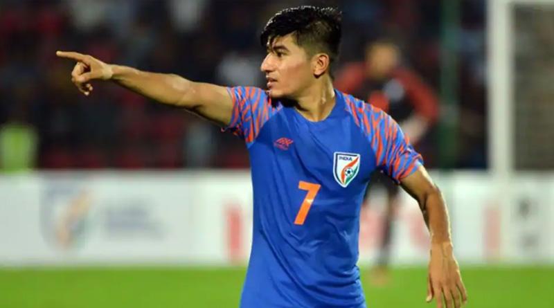 India midfielder Anirudh Thapa tests corona positive in Doha | Sangbad Pratidin
