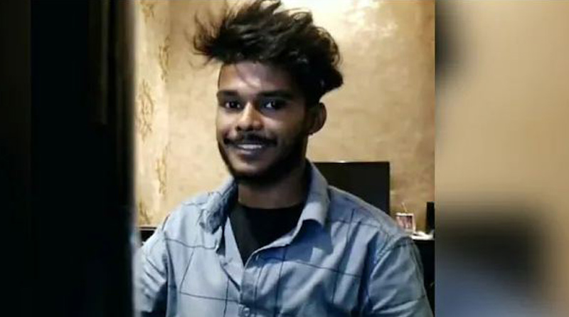 TikTok star Vignesh Krishna arrested for physically assaulting with a minor | Sangbad Pratidin