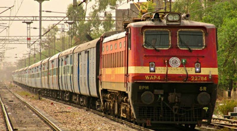 Express Trains stranded for 2 hours as drunk Asst Station Master falls asleep in UP | Sangbad Pratidin