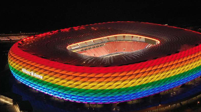 European football's governing body releases statement after Allianz Arena controversy | Sangbad Pratidin