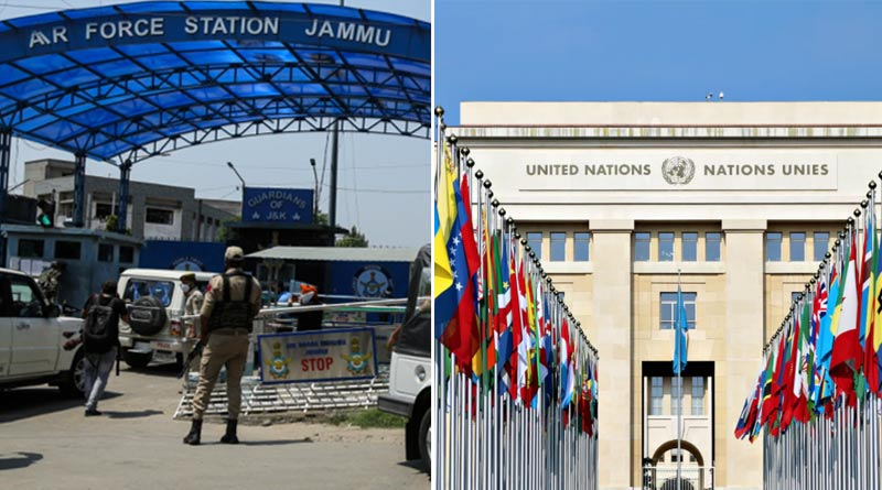 India raises Jammu air base attack at UN, says use of drones for terrorism needs serious attention   Sangbad Pratidin