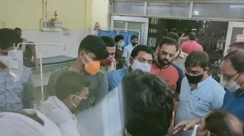 Day After Flagging Mafia Threat, Uttar Pradesh Journalist Dies; Cops Say 'Accident' | Sangbad Pratidin