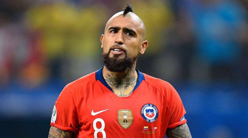 Copa America 2021: Arturo Vidal and other Chile footballers in trouble | Sangbad Pratidin