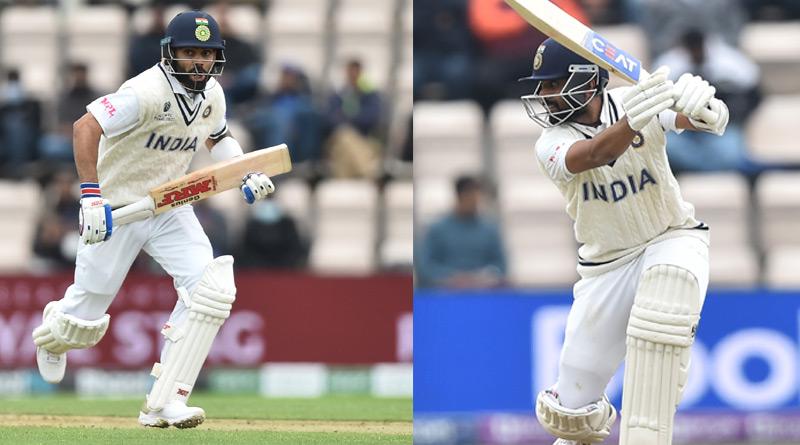 WTC Final: Virat Kohli fighting tall for India against New Zealand | Sangbad Pratidin