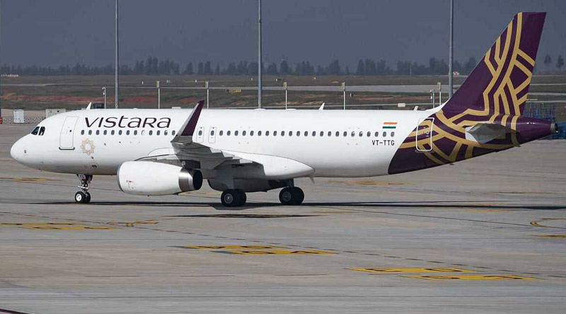 three passengers onboard Mumbai-Kolkata Vistara flight critically injured | Sangbad Pratidin