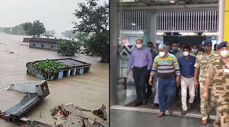 Cyclone Yaas: Central team from Delhi will visit cyclone effected areas in next 3 days | Sangbad Pratidin