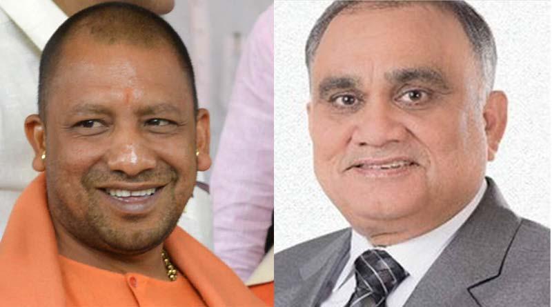 Uttar Pradesh election 2022: Yogi Adityanath's former close aid Anup Chndra Pandey is selected as Election commissioner । Sangbad Pratidin