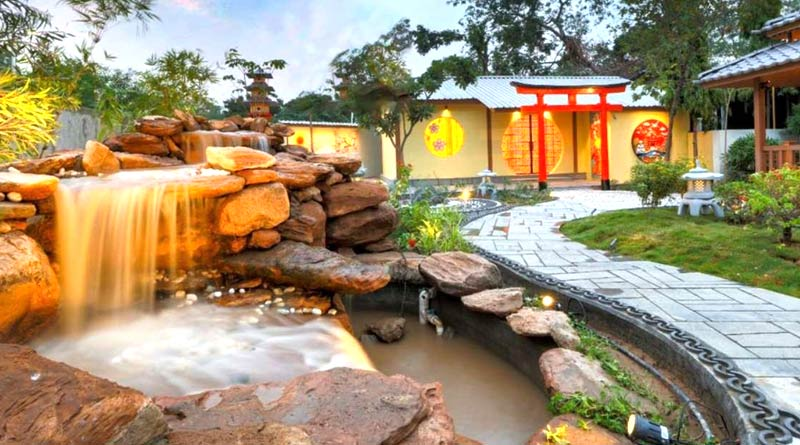 Here is some glimpse of Fascinating Zen Garden of Ahmedabad | Sangbad Pratidin
