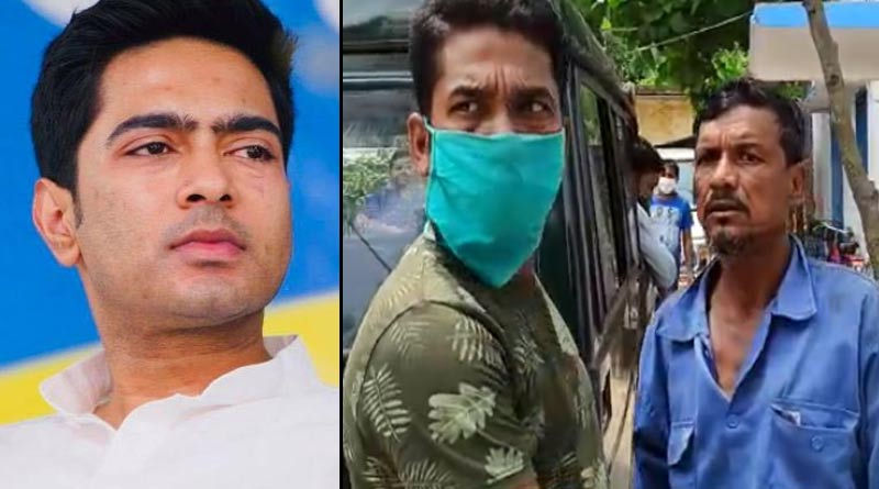 A BJP worker arrested for offesive post in social media against Abhishek Banerjee | Sangbad Pratidin